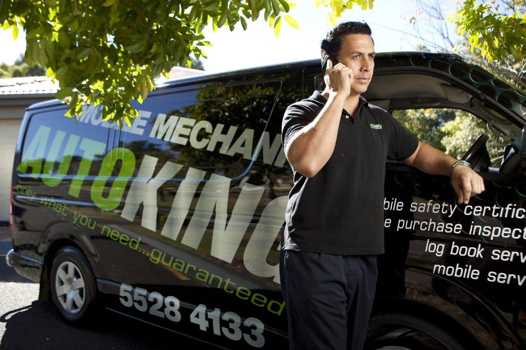 Mobile Roadworthy Inspections  Newcastle