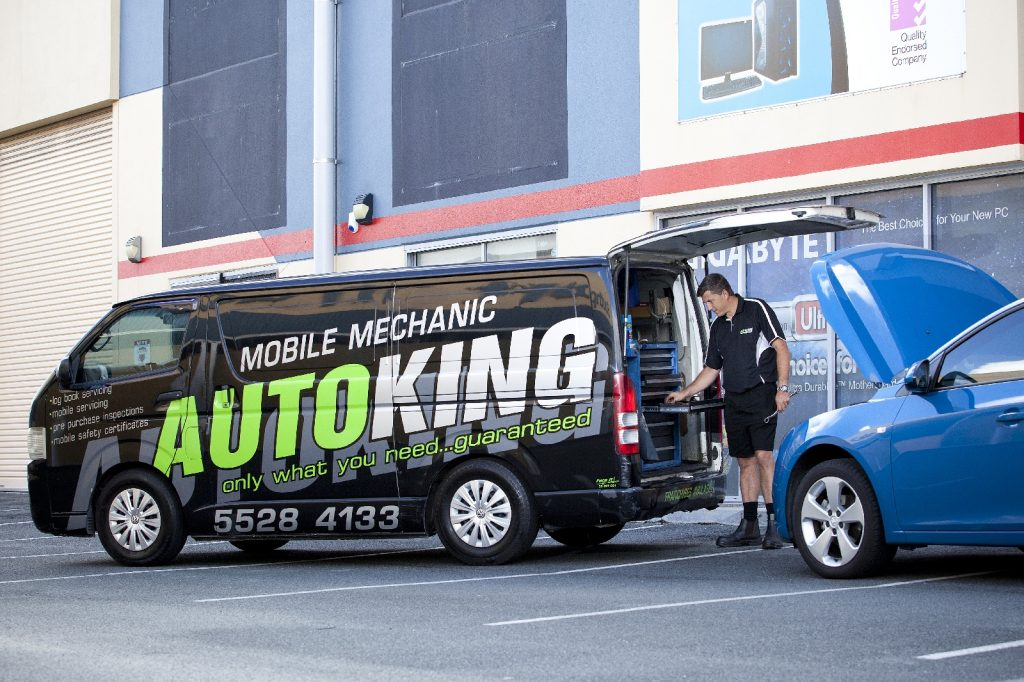 Mobile car servicing Newcastle